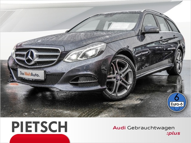 Mercedes-Benz E250 CDI - LED AHk Navi Tempomat Start/Stop, Jahr 2014, Diesel