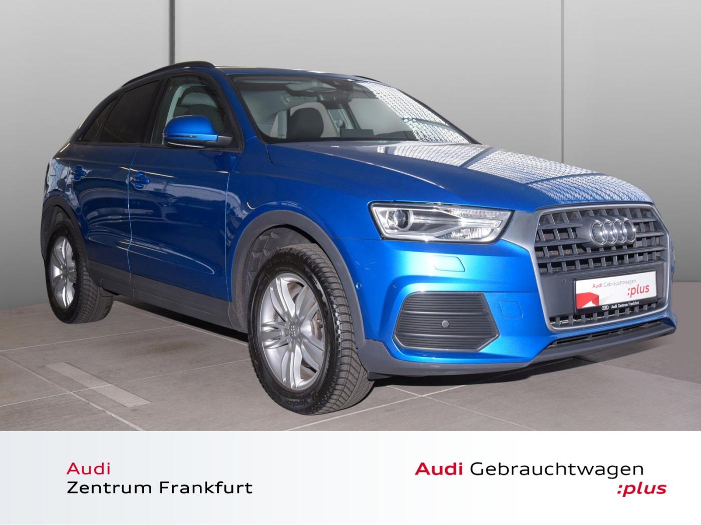 Audi Q3 1.4 TFSI Navi Xenon Tempomat PDC Sitzheizung, Jahr 2017, Benzin