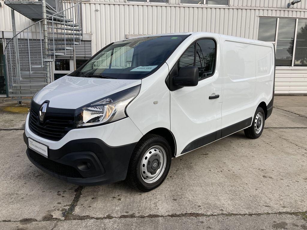 Renault Trafic L1H1 2.7t dCi 95 EU6 Kasten Navigation, Jahr 2019, Diesel