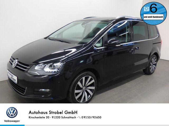 "Volkswagen Sharan 2.0 TDI DSG ""ALLSTAR"" ACC Xenon Kamera Navi ""Park Assist"" Dynaudio Standh., Jahr 2017, diesel"
