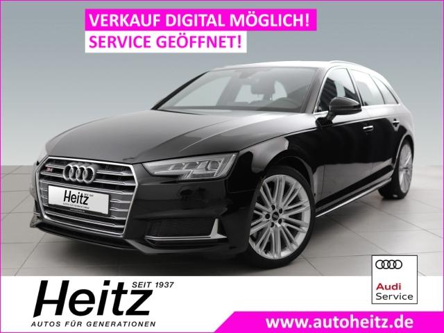 Audi S4 Avant 3.0 TFSI quattro tiptronic LED Pano Navi, Jahr 2017, Benzin