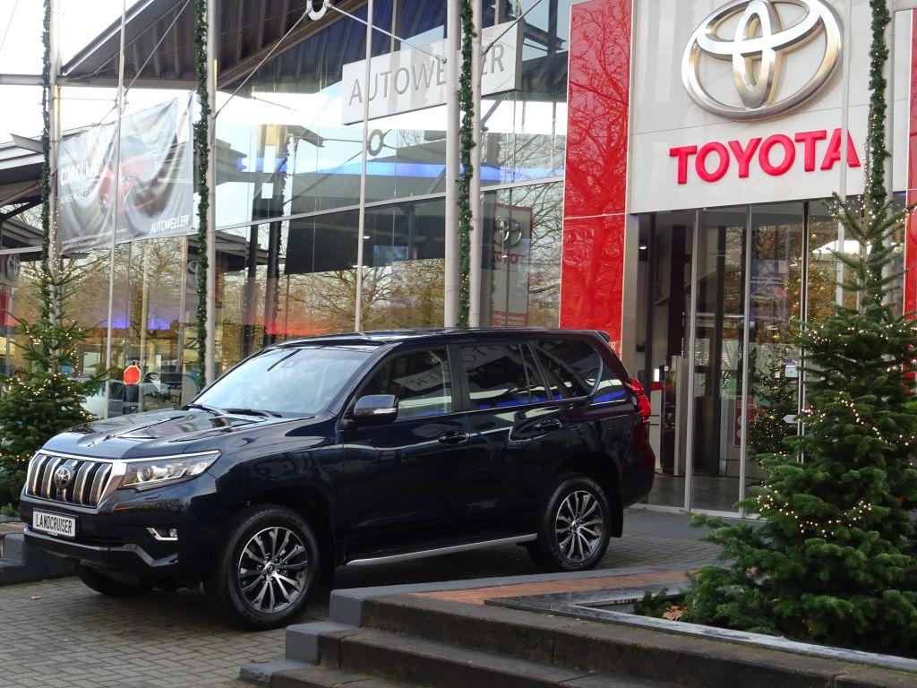 Toyota Land Cruiser 2.8 D-4D Automatik TEC-Edition, Jahr 2019, diesel