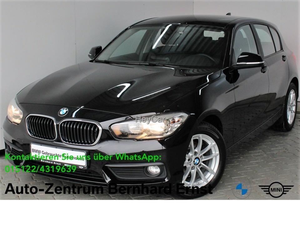BMW 116d Advantage Navi Business Klimaaut. LM PDC, Jahr 2018, Diesel