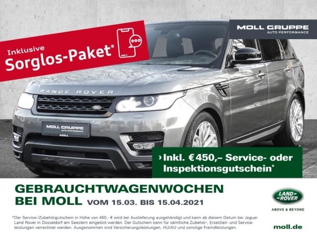 Land Rover Range Rover Sport SDV6 FAP HSE Dynamic, Jahr 2015, Diesel
