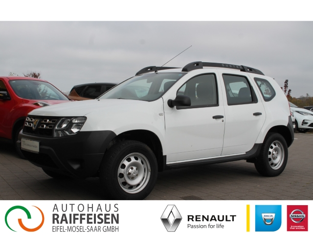 Dacia Duster Ice 4x2 1.6 16V 105 Klima CD MP3 Seitenairbag mit Garantie, Jahr 2015, Benzin