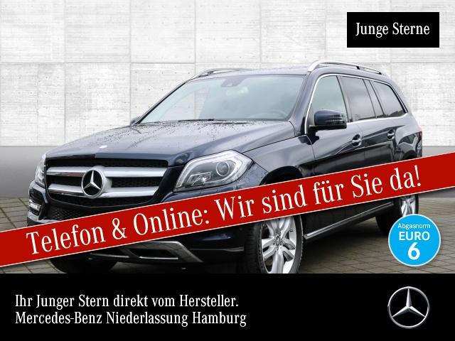 Mercedes-Benz GL 350 4M BT 360° COMAND SHD ILS EDW Totwinkel, Jahr 2015, Diesel