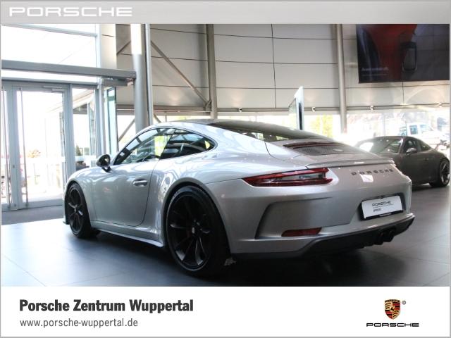 Porsche 911 GT3 Touring Hinterachslenkung Rückfahrkamera Sprachbedienung Chrono Paket, Jahr 2018, Benzin