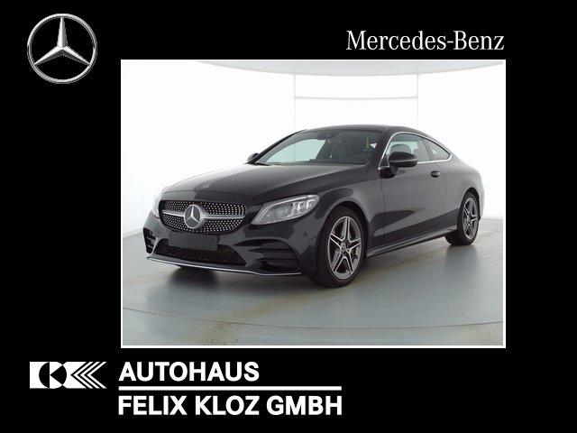 Mercedes-Benz C 300 AMG*Burmester*Panorama*MultiBeam*Navi*Cam, Jahr 2020, Benzin