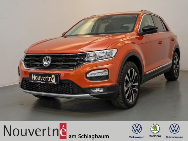 Volkswagen T-Roc 1.5 TSI United + ACC + DSG + Kamera, Jahr 2020, Benzin