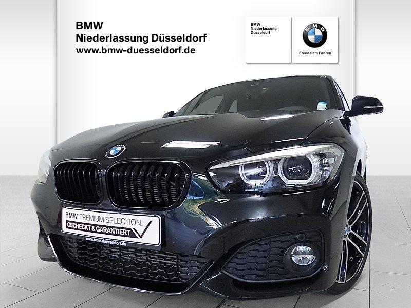 BMW 118i 5-Türer M Sport Edition, Jahr 2018, Benzin