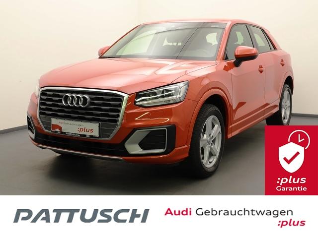 Audi Q2 1.0 TFSI sport Navi LED Head-Up ACC, Jahr 2017, Benzin