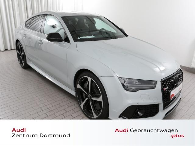 Audi RS7 Sportback qu. Dynamik+/Keramik/Individual Pano, Jahr 2015, petrol