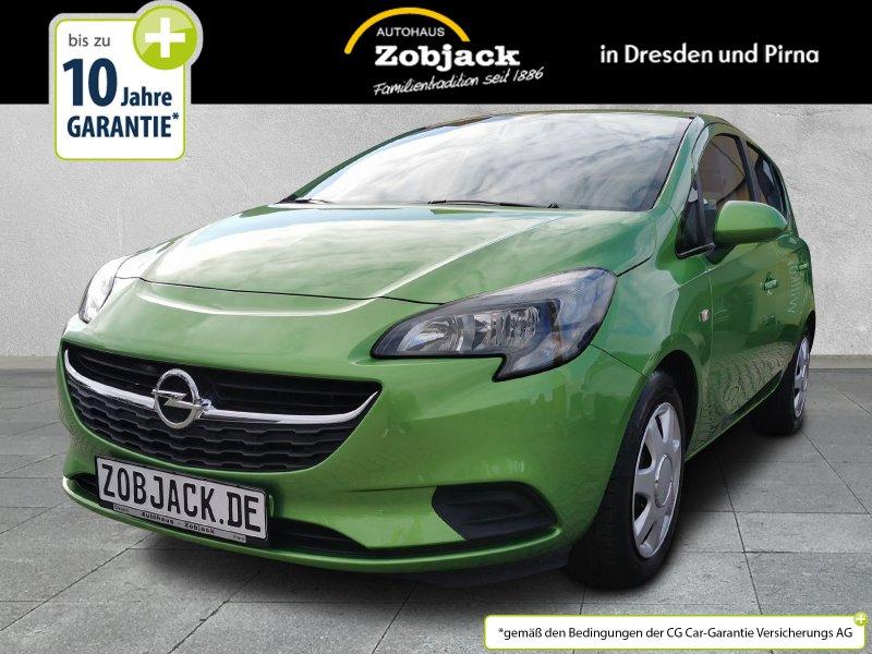 Opel Corsa-E 5-trg. Edition 1.4 Klima,LHZ,SHZ, Jahr 2016, Benzin
