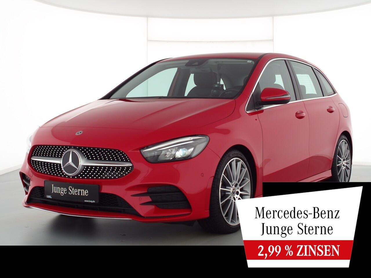 Mercedes-Benz B 220 d AMG+MBUX+NavPrem+LED-HP+EHeck+LederP+RFK, Jahr 2020, Diesel