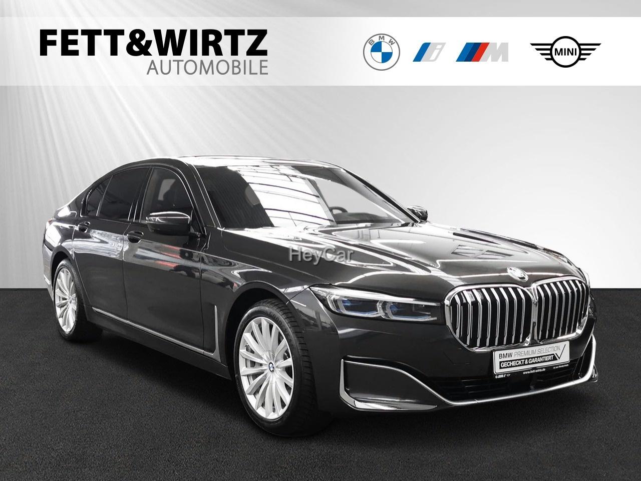 BMW 750i xDrive HUD Massage Leas. ab 937,- br.o.Anz., Jahr 2020, Benzin