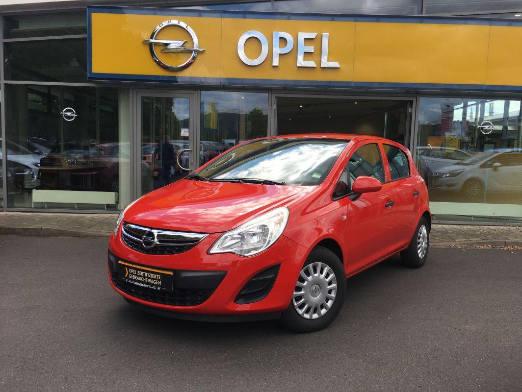 Opel Corsa D 1.2 Sel. Klima *12 M Garantie*, Jahr 2013, Benzin
