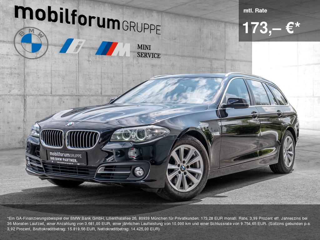BMW 520d, Jahr 2013, Diesel
