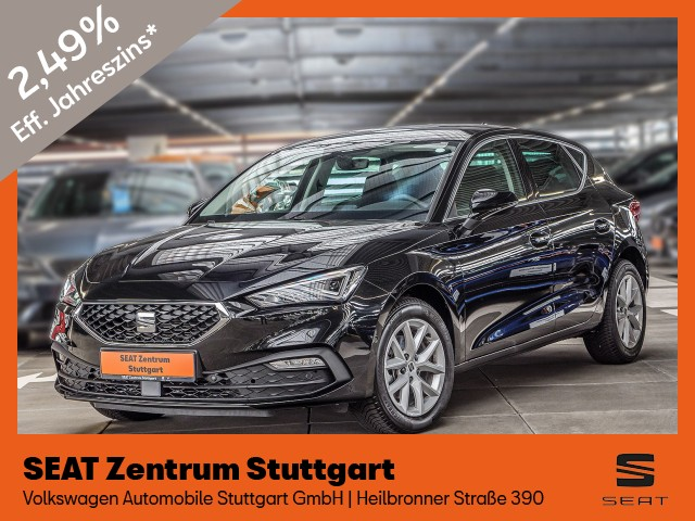 Seat Leon Style 1.5 TSI ACT 96kW, Jahr 2020, Benzin