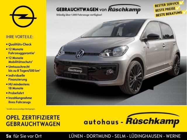Volkswagen up! R-Line 1.0 BlackPaket 17'' Felgen PDC, Jahr 2021, Benzin
