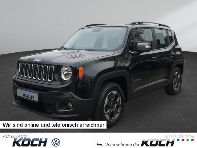 Jeep Renegade 1.6 E-torQ Longitude, Jahr 2018, Benzin