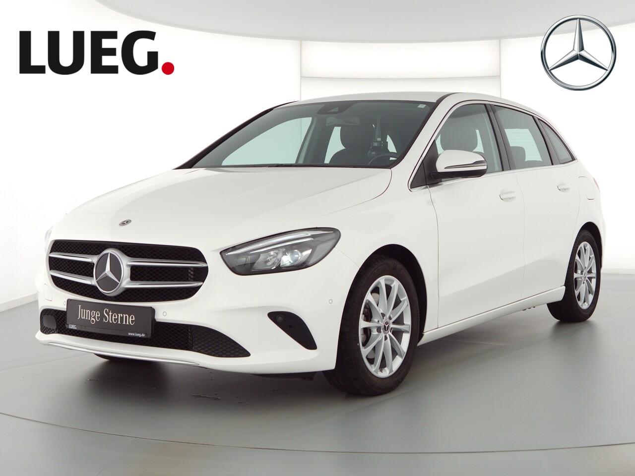 Mercedes-Benz B 200 LED+PDC, Jahr 2019, Benzin