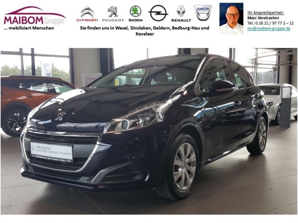 Peugeot 208 PureTech 82 Active, Jahr 2016, Benzin