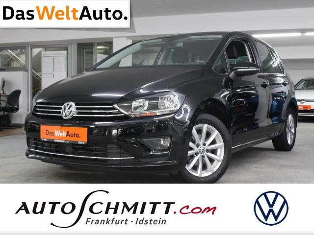 Volkswagen GOLF SPORTSVAN 1.2 TSI Lounge PDC SHZ GRA Klima, Jahr 2015, Benzin