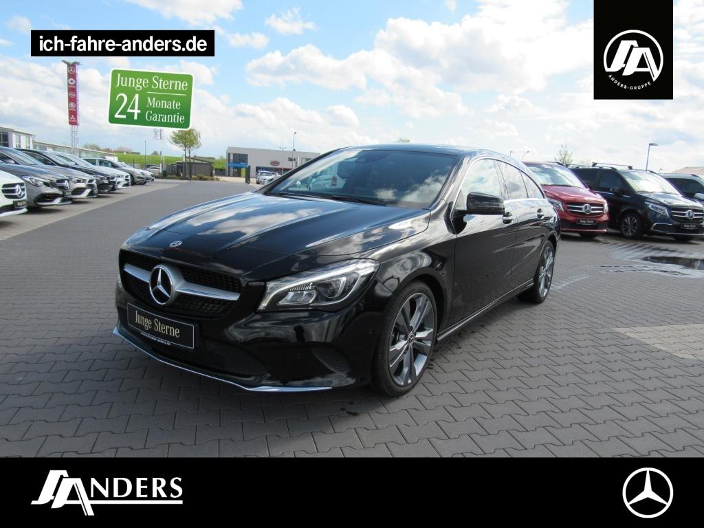 Mercedes-Benz CLA 180 d SB Urban+Comand+LED+Memory+SHZ+PDC+MFL, Jahr 2018, Diesel