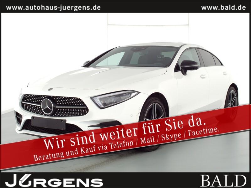 Mercedes-Benz CLS 450 4M AMG-Sport/Comand/Wide/SHD/Night/360, Jahr 2020, Benzin