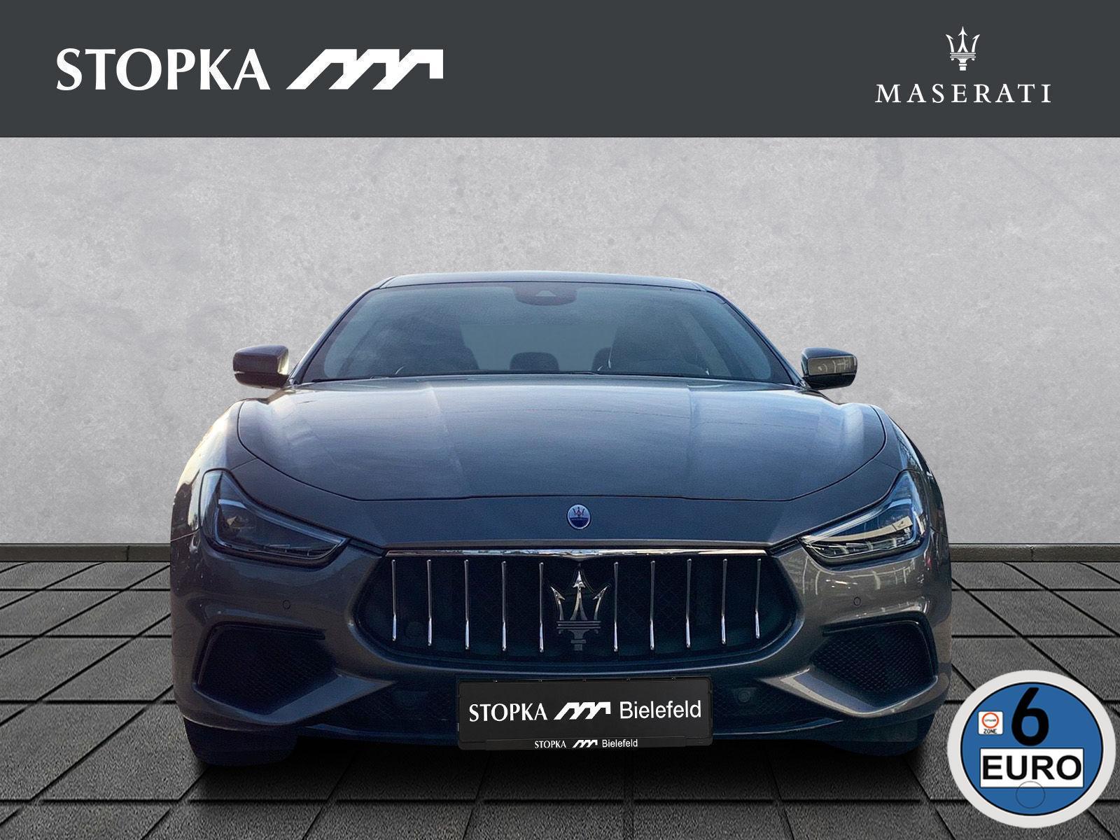Maserati Ghibli Diesel GranSport*UPE 94.400*ACC*20Zoll*SD, Jahr 2018, Diesel