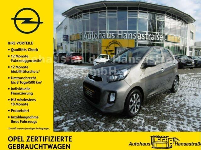 Kia Picanto 1.2 Dream Team Edition, Jahr 2015, Benzin