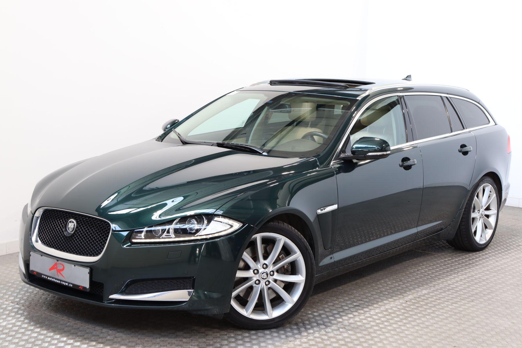 Jaguar XF SPORTBRAKE 3.0 V6 Diesel S ACC,MERIDIAN,19Z., Jahr 2014, Diesel