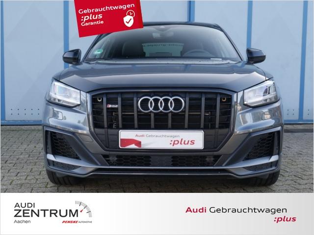 Audi SQ2 TFSI quattro UPE 58.576EUR 5JahreGarantie MMI, Jahr 2019, petrol