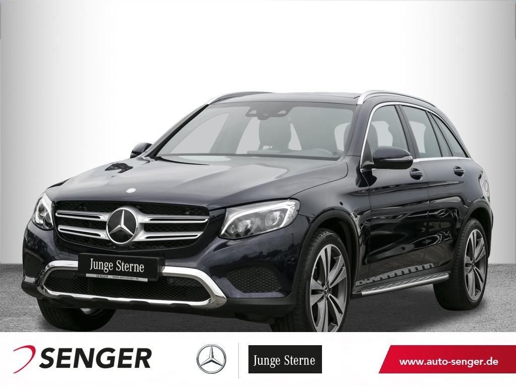 Mercedes-Benz GLC 350 d 4M*AMG*Exclusive*AHK*Pano*Kamera*LED*, Jahr 2017, Diesel