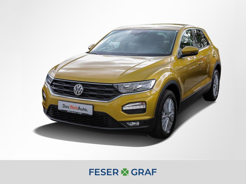 Volkswagen T-Roc 1.6 TDI Navi PDC Sitzh., Jahr 2018, diesel