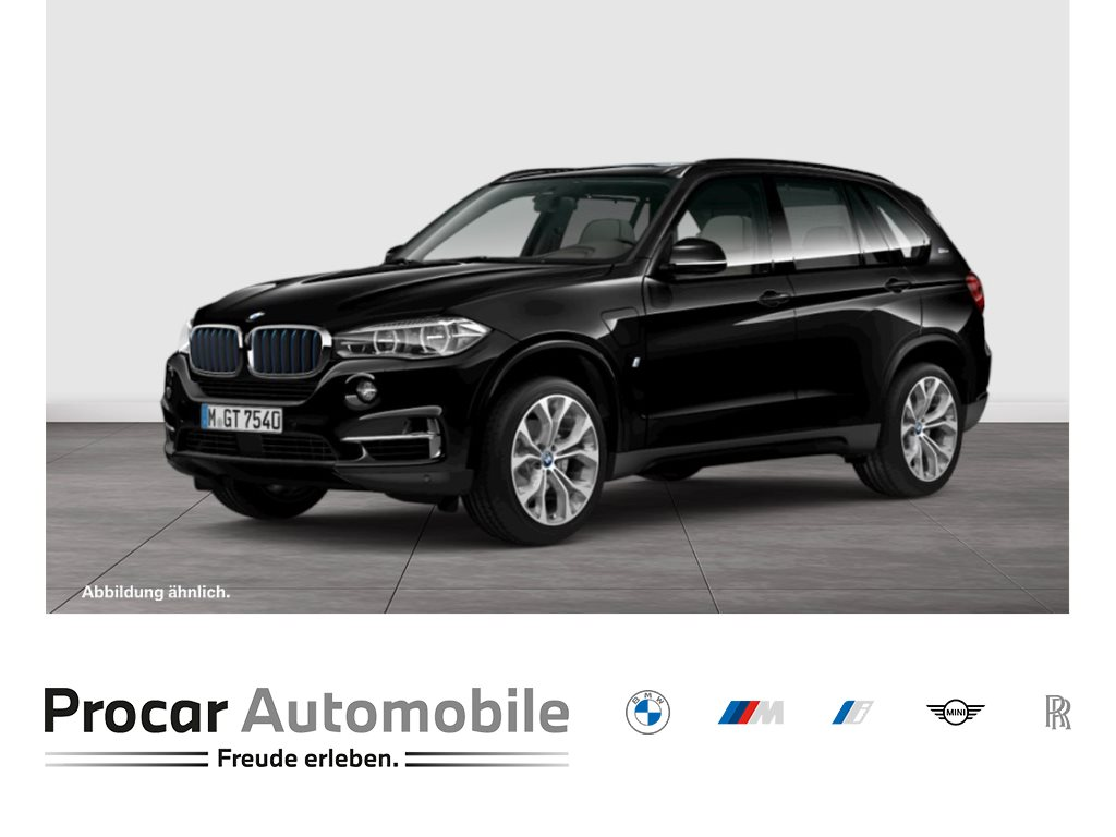 BMW X5 xDrive40e AHK+KAMERA+SOFTCLOSE+PANO+HEAD-UP+ACC+ADAPT.LED+, Jahr 2017, Hybrid