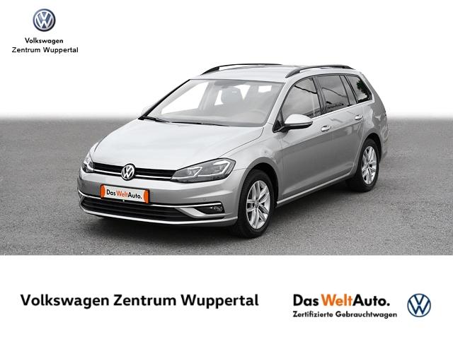 Volkswagen Golf Var 1 4 TSI Highline LED NAVI SHZ PDC LM ZV, Jahr 2017, Benzin