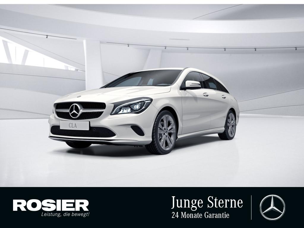 Mercedes-Benz CLA 220 SB d Urban, Jahr 2017, Diesel