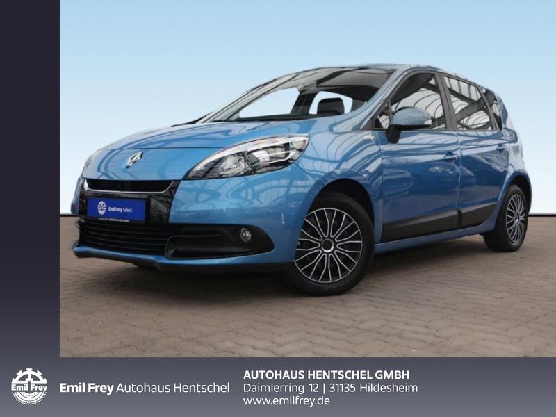 Renault Scenic 1.6 16V 110 TomTom Edition, Jahr 2012, Benzin