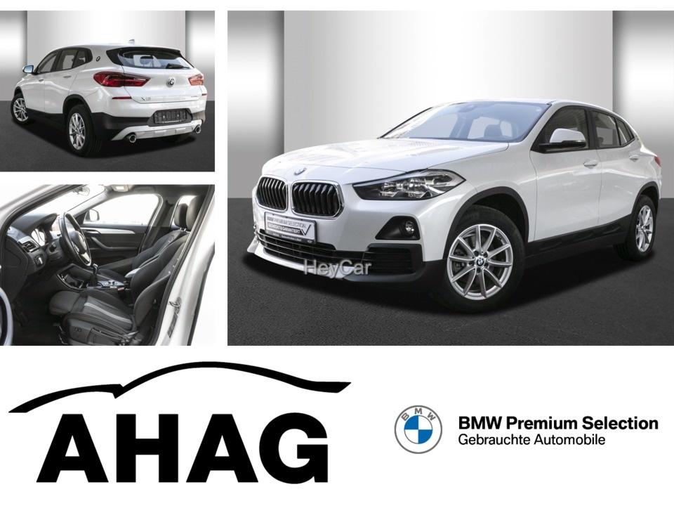 BMW X2 sDrive18d Sportsitze PDC Sitzhzg. Vorn NSW, Jahr 2018, Diesel