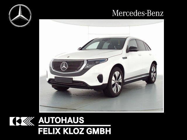 Mercedes-Benz EQC 400 4M Schiebedach Fahrassistenz-Paket AHK, Jahr 2020, Elektro