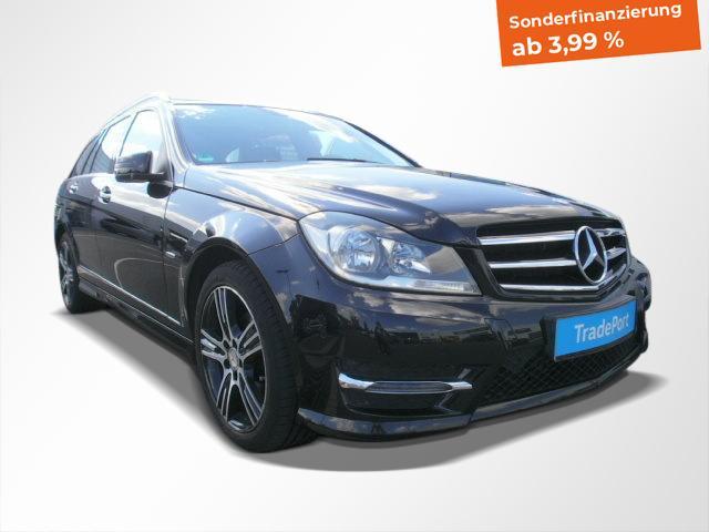 Mercedes-Benz C 220 T CDI Edition Avantgarde Styling-Paket, Jahr 2014, Diesel