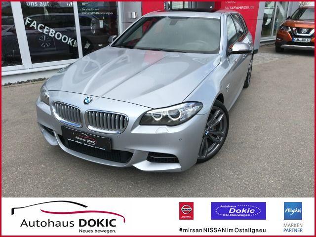 BMW 550 Touring M550d xDrive 381PS, Xenon Start/Stop, Jahr 2013, diesel