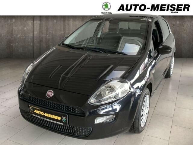 Fiat Punto 1.2 Pop, Jahr 2013, Benzin