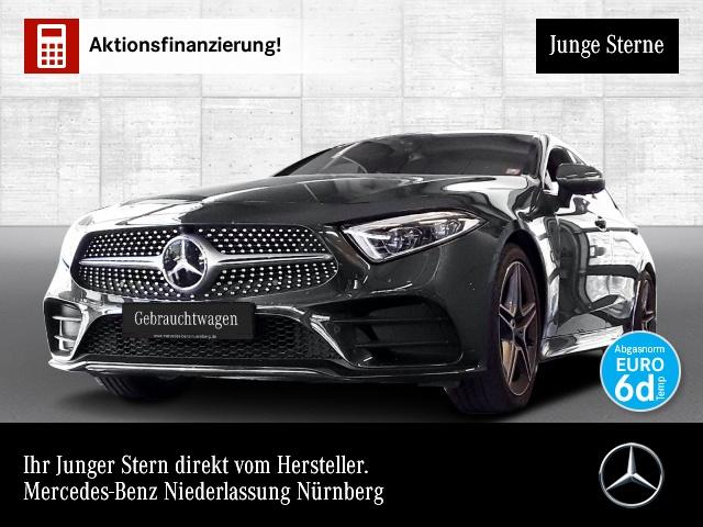Mercedes-Benz CLS 450 Cp. 4M AMG designo Fahrass, Jahr 2018, Benzin