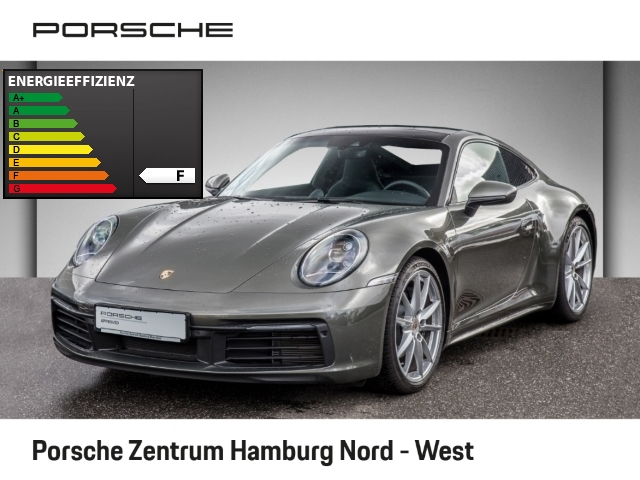 Porsche 992 911 Carrera 4 3.0 BOSE LED SportabGasanlage, Jahr 2019, Benzin