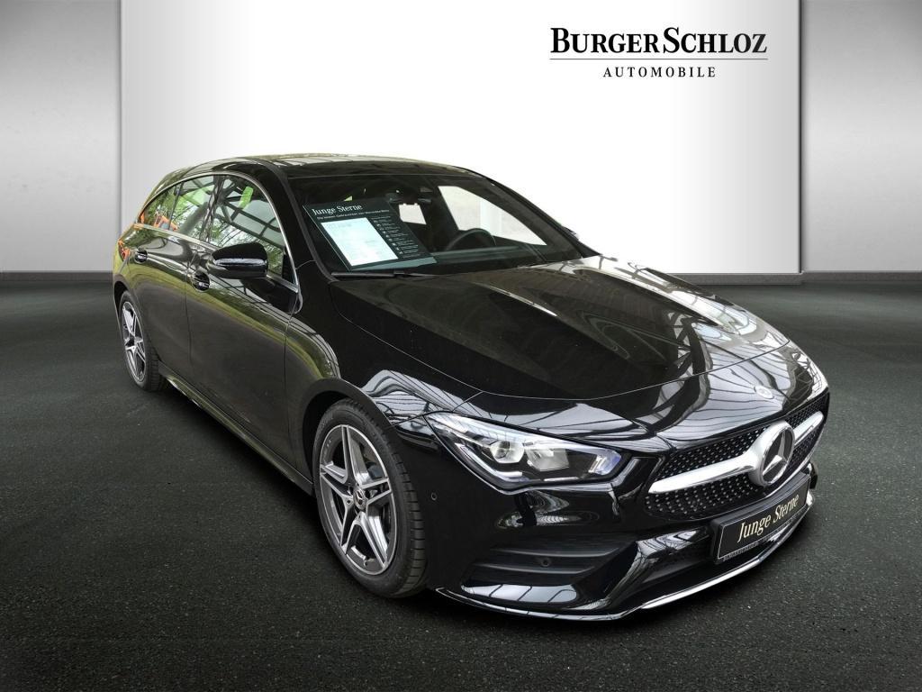 Mercedes-Benz CLA 250 Shooting Brake AMG/Pano.-Dach/LED/Kamera, Jahr 2020, Benzin