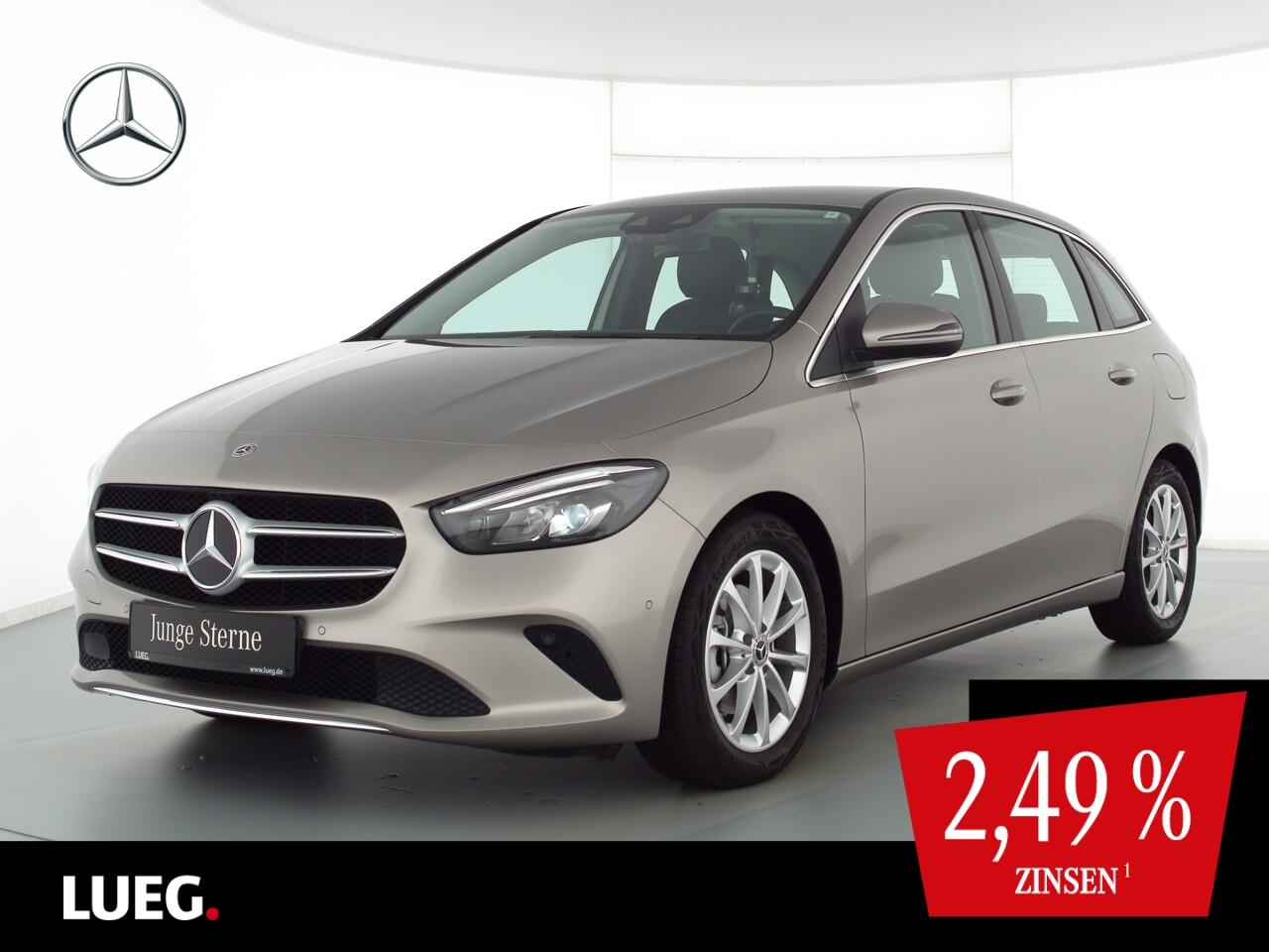 Mercedes-Benz B 200 d Progressive+MBUXHighE+LED-HP+EHeck+ParkA, Jahr 2020, Diesel