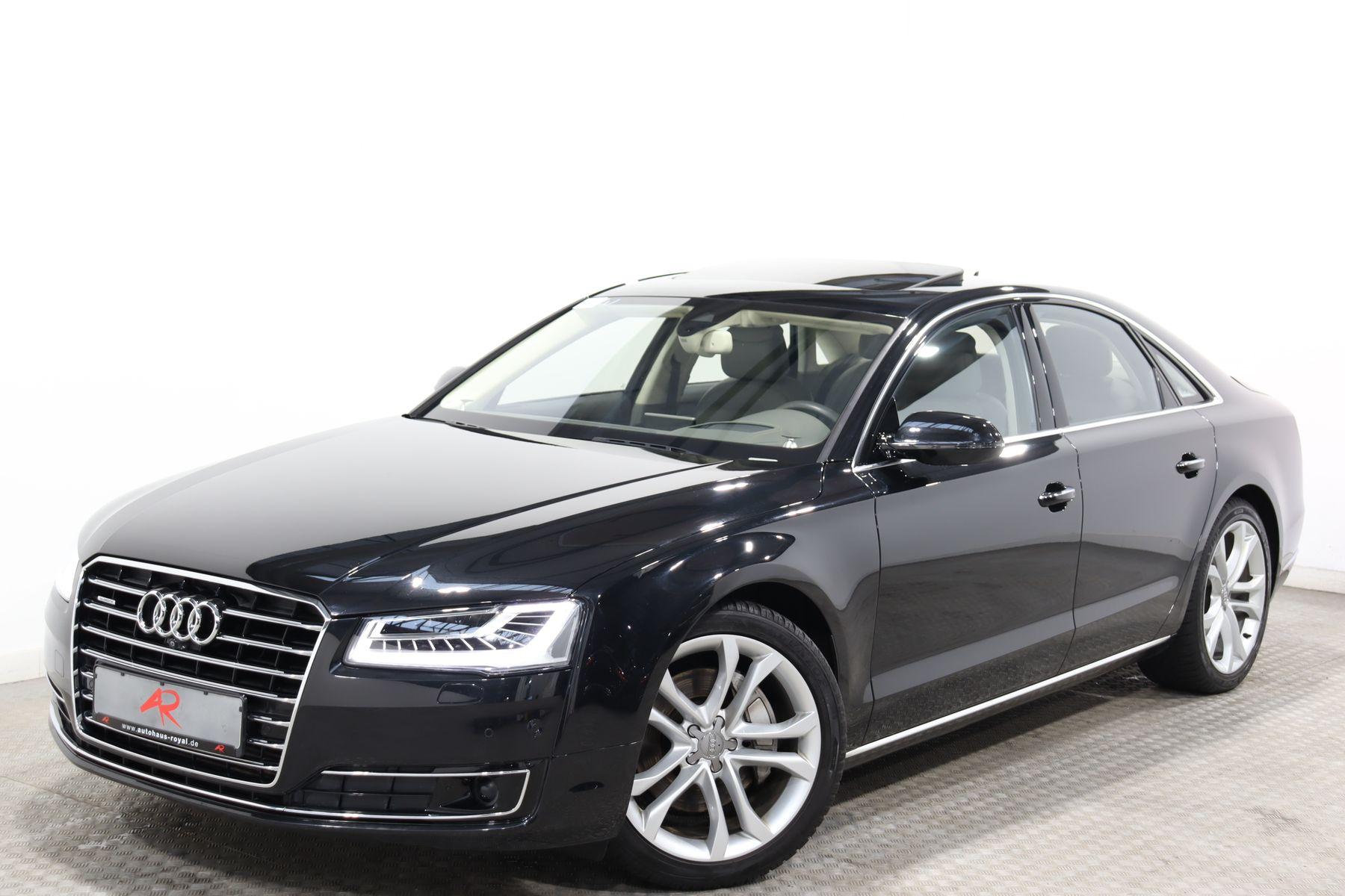 Audi A8 3.0 TDI qu DESIGN SELECTION BANG+O HIGH END, Jahr 2015, Diesel