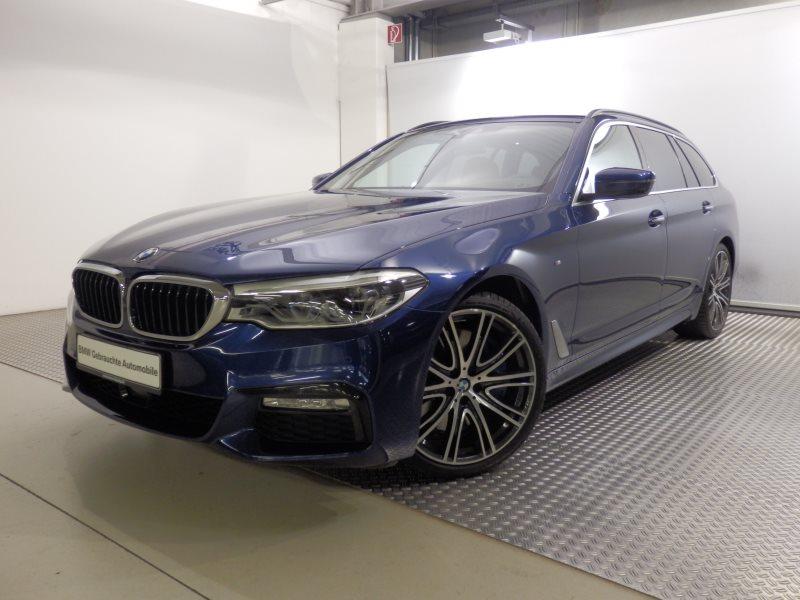 BMW 540i xDrive Touring EURO6 Sportpaket Ferngesteuertes Parken, Jahr 2017, Benzin